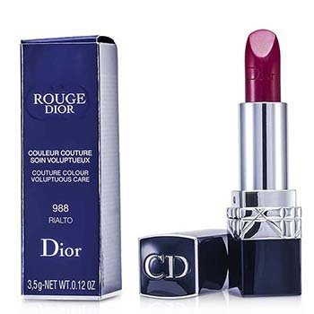 Christian Dior Rouge Dior Couture Colour Cuidado Voluptuoso - # 988 Rialto