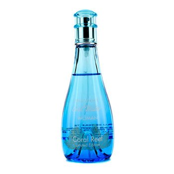 Davidoff Cool Water Coral Reef Eau De Toilette Spray (Edición Limitada)