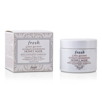 Fresh Creme Ancienne Máscara Nutritiva de Miel Final
