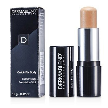 Dermablend Quick Fix Body Base en Barra Cobertura Completa - Tan