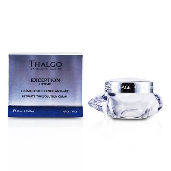 Thalgo Exception Ultime Ultimate Time Solution Crema