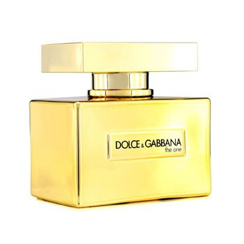 Dolce & Gabbana The One Gold Eau De Parfum Spray (Edición Limitada)