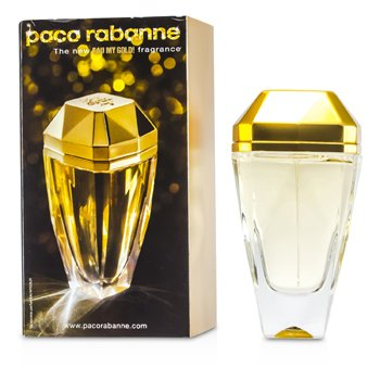 Paco Rabanne Lady Million Eau My Gold! Eau De Toilette Spray
