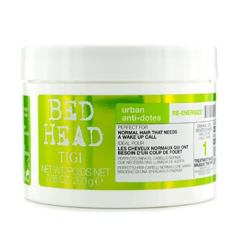Tigi Bed Head Urban Anti+dotes Mascarilla Tratamiento Re-Energizante
