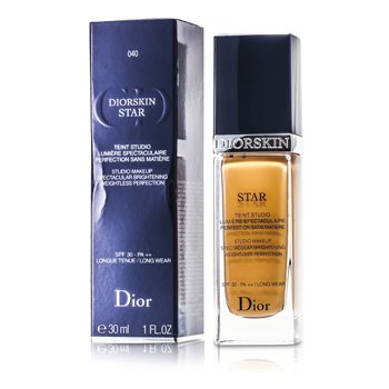 Christian Dior Diorskin Star Studio Maquillaje SPF30 - # 40 Honey Beige