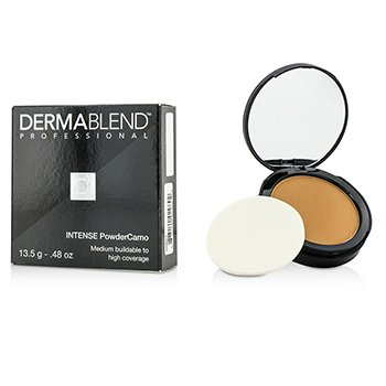Dermablend Intense Powder Camo Base Compacta (Cobertura Media Edificable a Alta) - # Honey