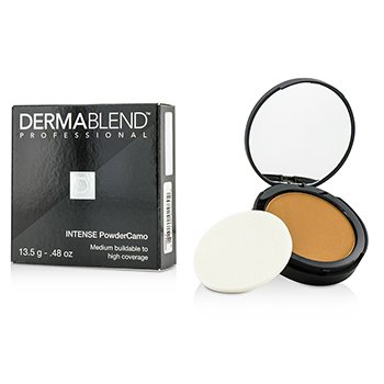 Dermablend Intense Powder Camo Base Compacta (Cobertura Media Edificable a Alta) - # Suede