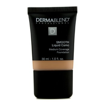 Dermablend Smooth Liquid Camo Base (Cobertura Media) - Chestnut