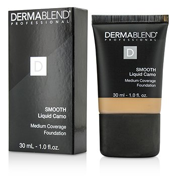 Dermablend Smooth Liquid Camo Base (Cobertura Media) - Copper