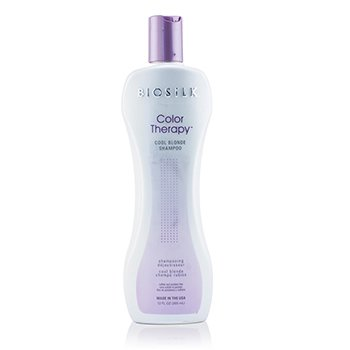 BioSilk Color Therapy Cool Blonde Champú