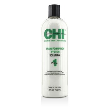 CHI Transformation System Phase 1 - Solution Formula C (For Highlighted/Porous/Fine Hair)