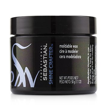 Sebastian Shine Crafter Moldable Shine Wax