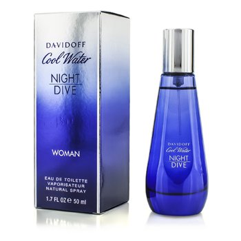 Davidoff Cool Water Night Dive Woman Eau De Toilette Spray