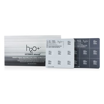 H2O+ Waterwhite Advanced Sistema Iluminante Intensivo Para la Noche
