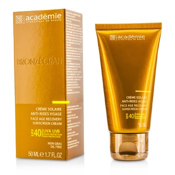 Academie Scientific System Face Age Recovery Sunscreen Cream SPF40