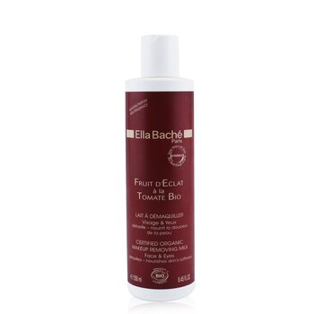 Ella Bache Certified Organic Makeup Removing Milk