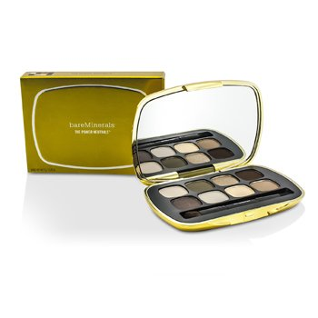 Bare Escentuals BareMinerals Ready Sombra de Ojos 8.0 - The Power Neutrals