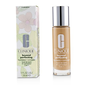 Clinique Beyond Perfecting Base & Corrector - # 14 Vanilla (MF-G)