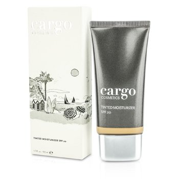 Cargo Humectante Color SPF20 - Ivory