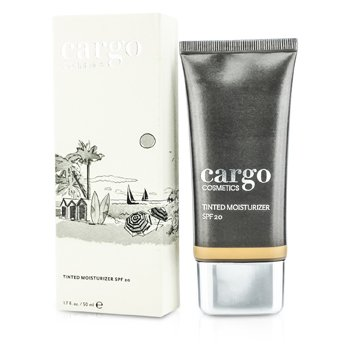 Cargo Humectante Color SPF20 - Nude