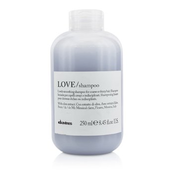 Davines Love Shampoo (Lovely Smoothing Shampoo For Coarse or Frizzy Hair)