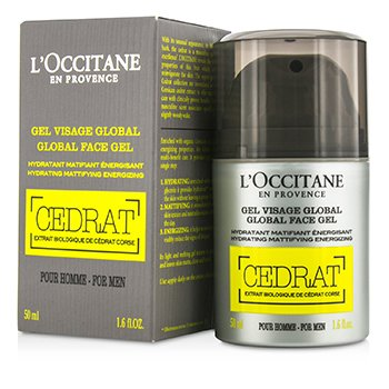LOccitane Cedrat Global Gel Facial