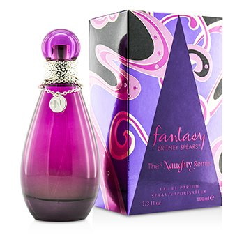 Britney Spears Fantasy The Naughty Remix Eau De Parfum Spray