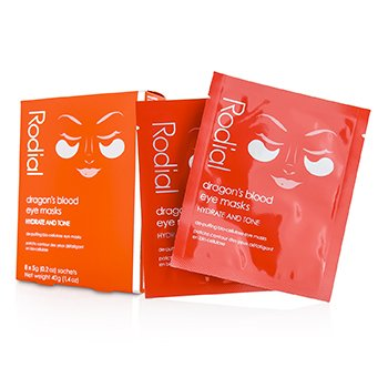 Rodial Dragons Blood Mascarillas Ojos