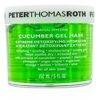 Peter Thomas Roth Cucumber Gel Masque (Unboxed)