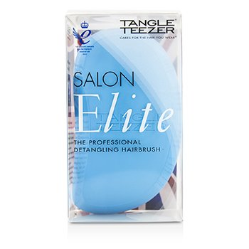 Tangle Teezer Salon Elite Cepillo Desenredante Profesional  - Blue Blush (Para Cabello Húmedo & Seco)
