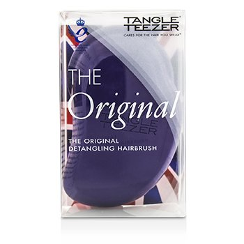 Tangle Teezer The Original Cepillo Desenredante - # Plum Delicious (Para Cabello Húmedo & Seco)