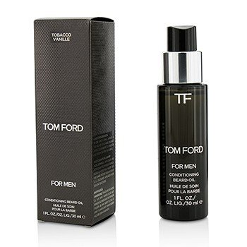 Tom Ford Private Blend Tobacco Vanille Aceite Acondicionador para Barba