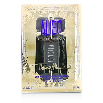 Thierry Mugler Alien Power Of Gold Eau De Parfum Refillable Spray (Edición Limitada)