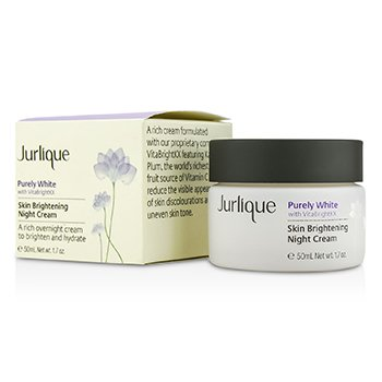 Jurlique Purely White Skin Brightening Crema Noche