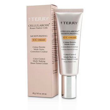 By Terry Cellularose Crema CC Humectante #4 Tan
