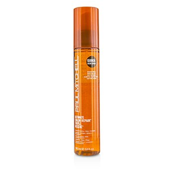 Paul Mitchell Ultimate Color Repair Triple Rescue (Protección Térmica, Brillo, Acondicionador)