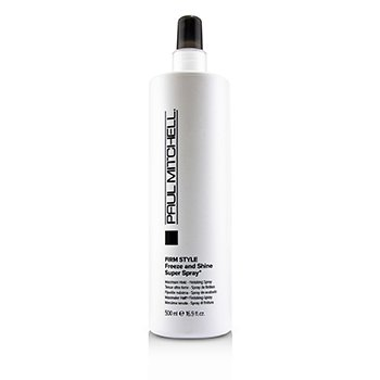 Paul Mitchell Firm Style Freeze and Shine Super Spray (Spray Final)