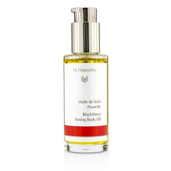 Dr. Hauschka Blackthorn Aceite Corporal Tonificante- Calienta & Fortifica