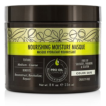 Macadamia Natural Oil Professional Nourishing Moisture Mascarilla