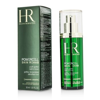Helena Rubinstein Powercell Skin Rehab Youth Grafter Night D-Toxer Concentrado
