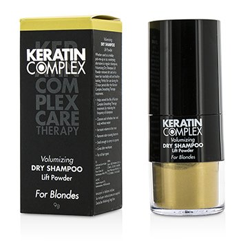 Keratin Complex Care Therapy Champú Seco Volumizante Lift Powder - # Rubios