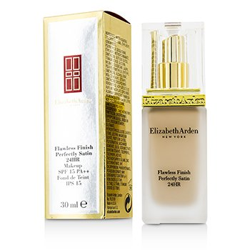 Elizabeth Arden Flawless Finish Perfectly Satin 24HR MaquillajeSPF15 - #01 Alabaster
