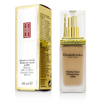 Elizabeth Arden Flawless Finish Perfectly Satin 24HR MaquillajeSPF15 - #02 Cream Nude