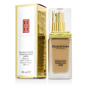 Elizabeth Arden Flawless Finish Perfectly Satin 24HR MaquillajeSPF15 - #06 Cream