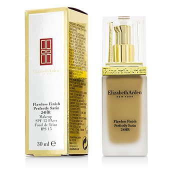 Elizabeth Arden Flawless Finish Perfectly Satin 24HR MaquillajeSPF15 - #11 Bisque
