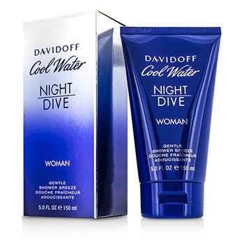 Davidoff Cool Water Night Dive Brisa Suave de Ducha
