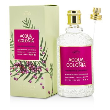 4711 Acqua Colonia Pomelo & Pimienta Rosa Eau De Cologne Spray