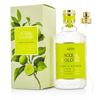 4711 Acqua Colonia  Lima & Nuez Moscada Eau De Cologne Spray