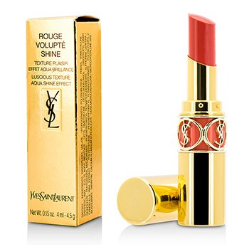 Yves Saint Laurent Rouge Volupte Shine - # 30 Coral Ingenious