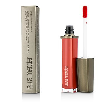 Laura Mercier Paint Wash Color Líquido Labios - #Vermillion Red